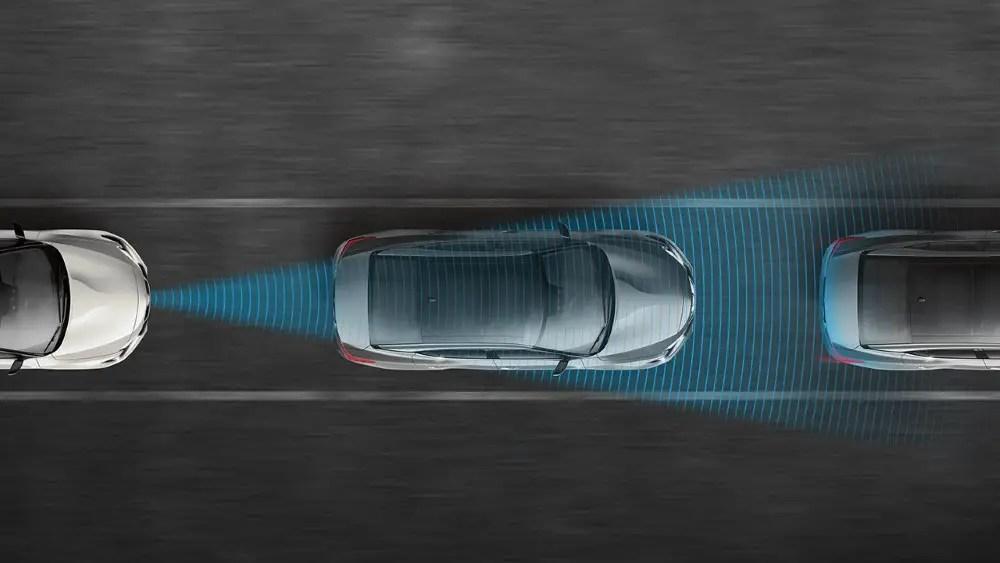 2020 Nissan Maxima Concept Selft Parking