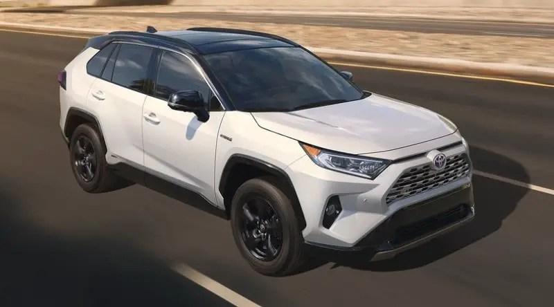 2020 Toyota Rav4 - Best Toyota 7 Passenger SUV