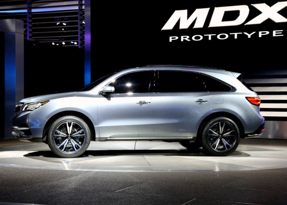 2020 Acura MDX Release Date and Price