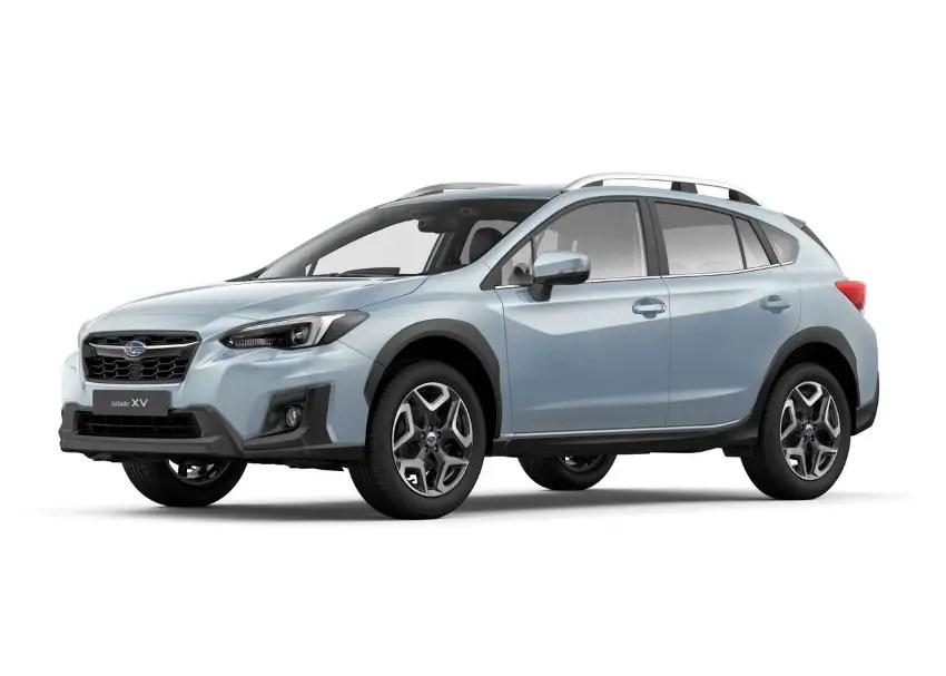 2020 Subaru XV Redeisgn & Changes