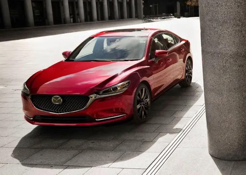 2020 Mazda 6 Premium Sedan Updated