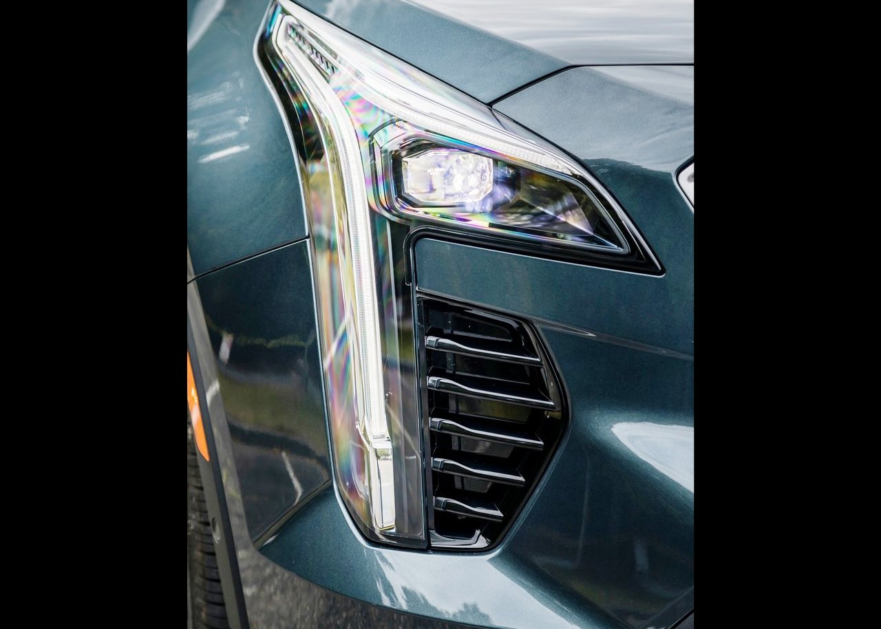2020 Cadillac XT5 Colors