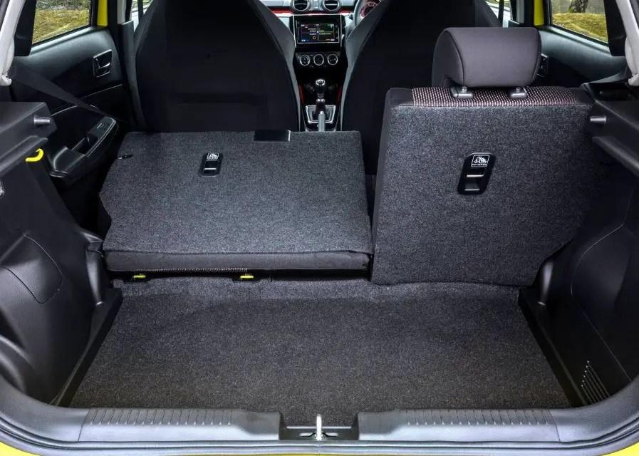 2020 Suzuki Swift Sport Dimensions