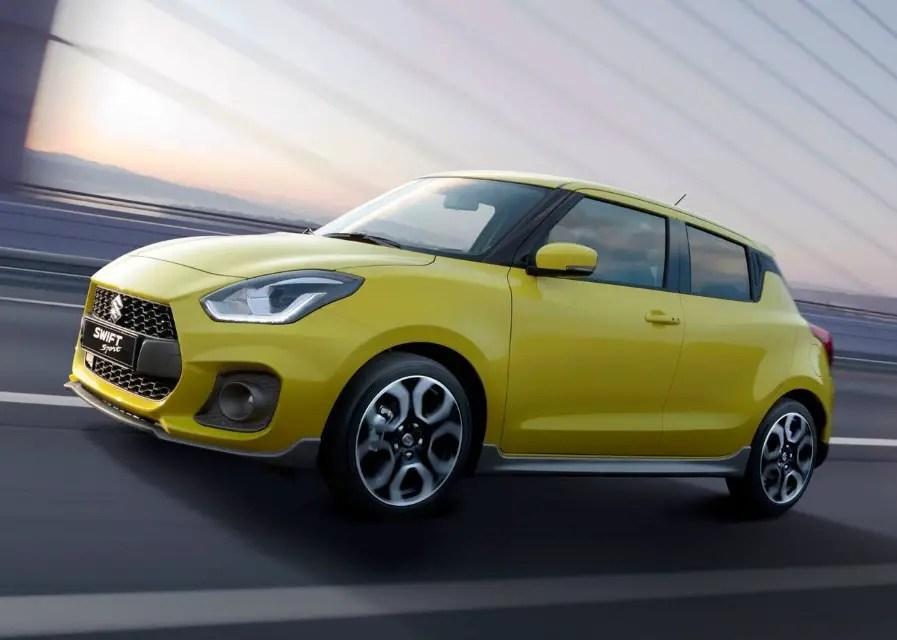 2020 Suzuki Swift Sport Fuel Economy