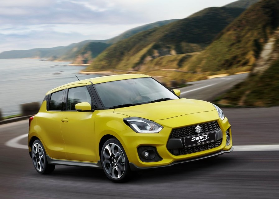 2020 Suzuki Swift Sport USA Review