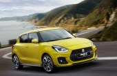 2020 Suzuki Swift Sport USA Review