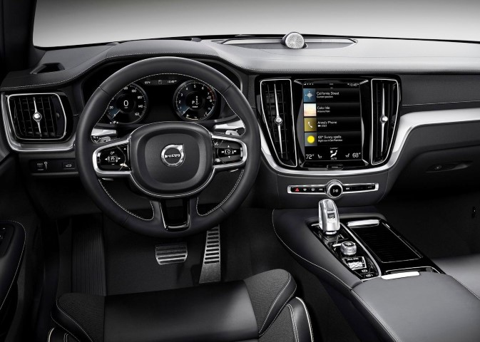 2020 Volvo S60 Interior Redesign & Updates