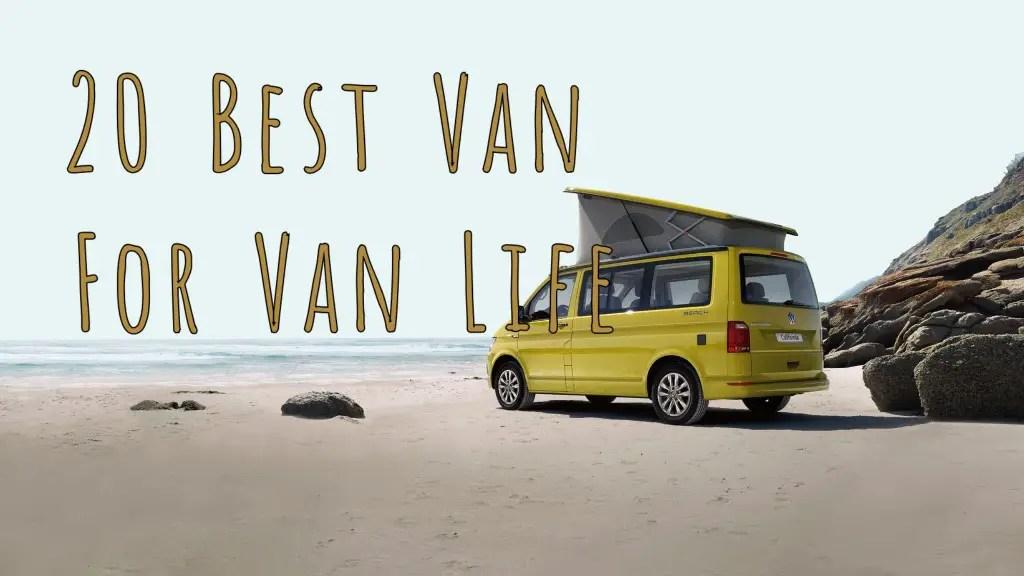 Best Budget Camper For Van Life