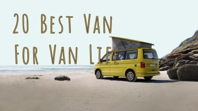 Read more about the article 20 Best Van For Van Life Types And Brands | Beside the VW Van