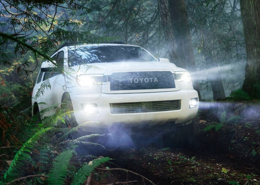 2020 Toyota Sequoia TRD Pro Off-Road Release Date