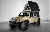 Jeep Wrangler Camper Conversions