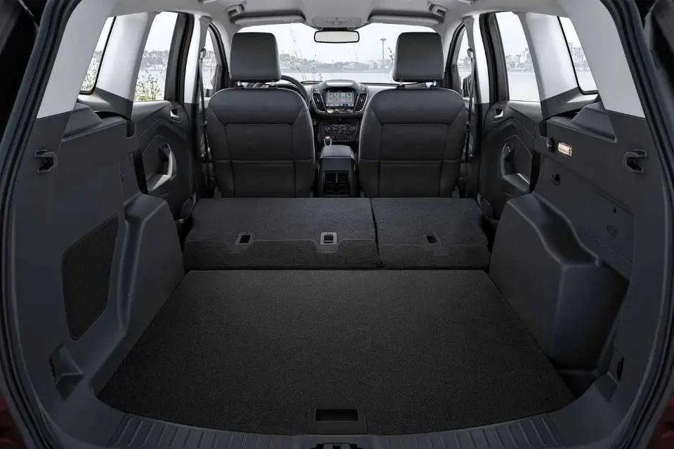 2020 Ford Escape Maximum Trunk Capacity 68 Cu.Ft