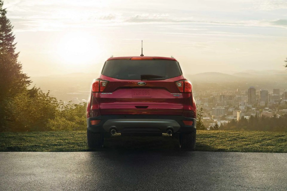 2020 Ford Escape PHEV Debut