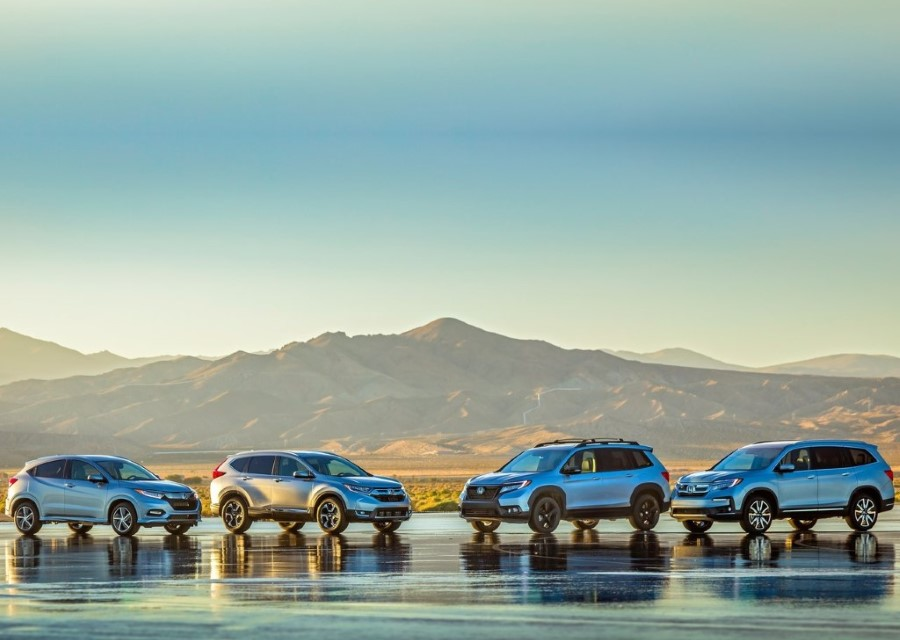2020 Honda Passport Configurations