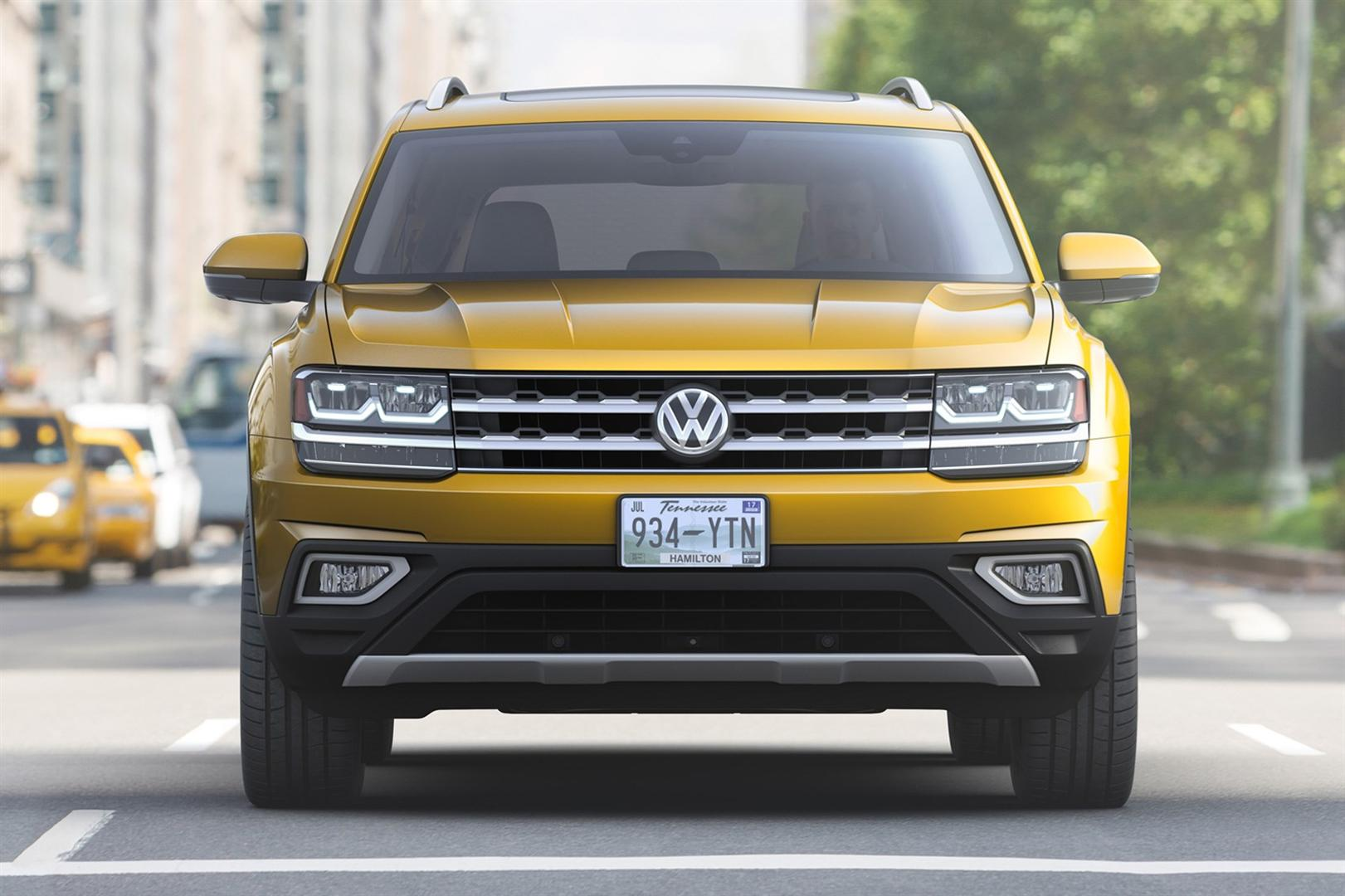 2020 Volkswagen Atlas Release Date and Price