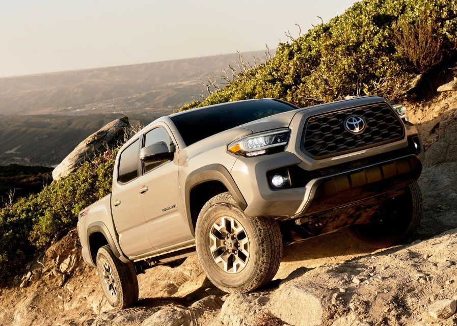 New Toyota Tacoma Frame Recall 2021 4X4