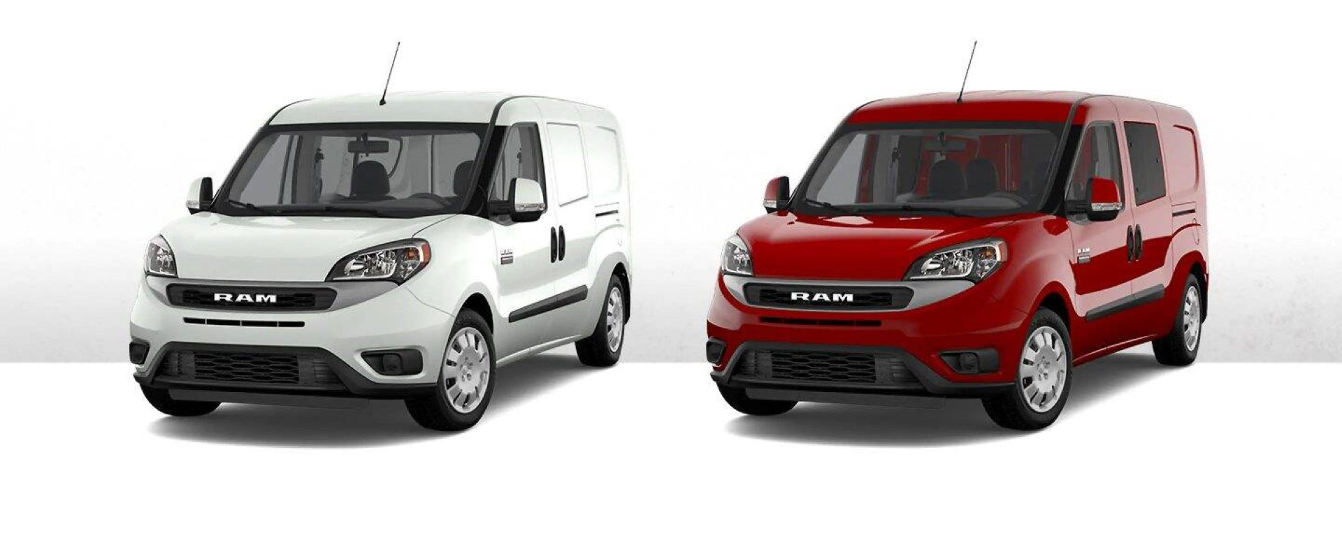 2020 RAM ProMaster City Configurations
