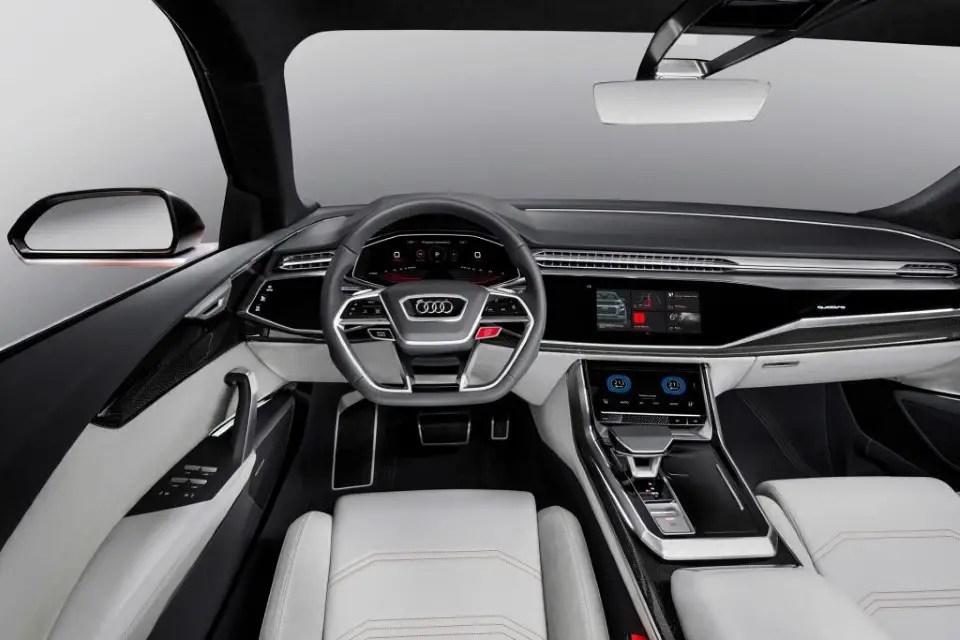 2020 Audi Q4 Interior & Technology