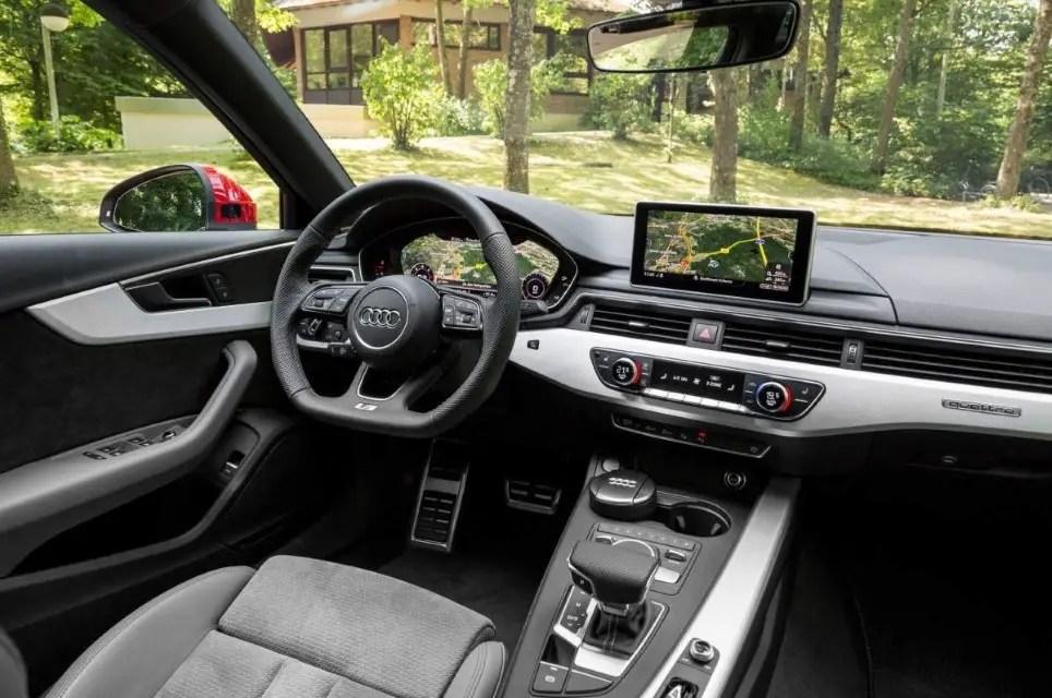 2020 Audi Q4 SUV Interior