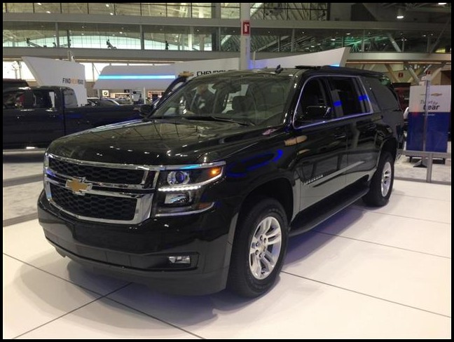 2020 Chevy Tahoe Rst Concept Price