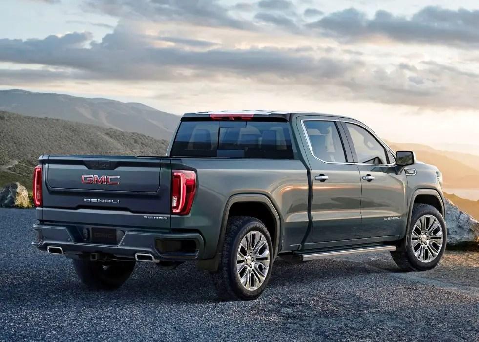 2020 GMC Sierra Denali 2500 Truck Price