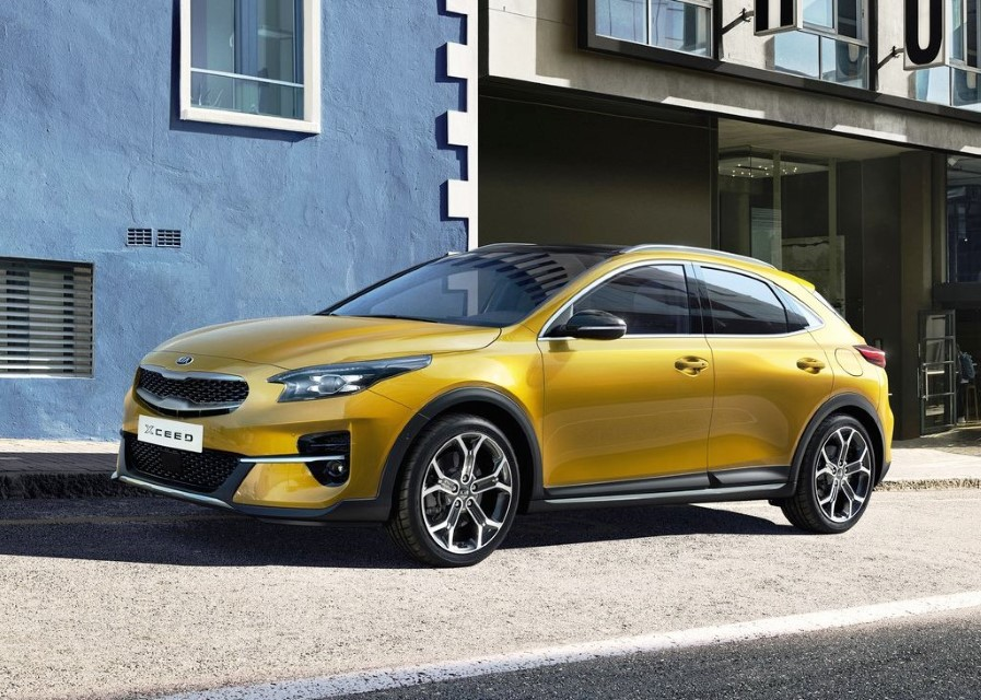 2020 Kia Xceed Exterior Design