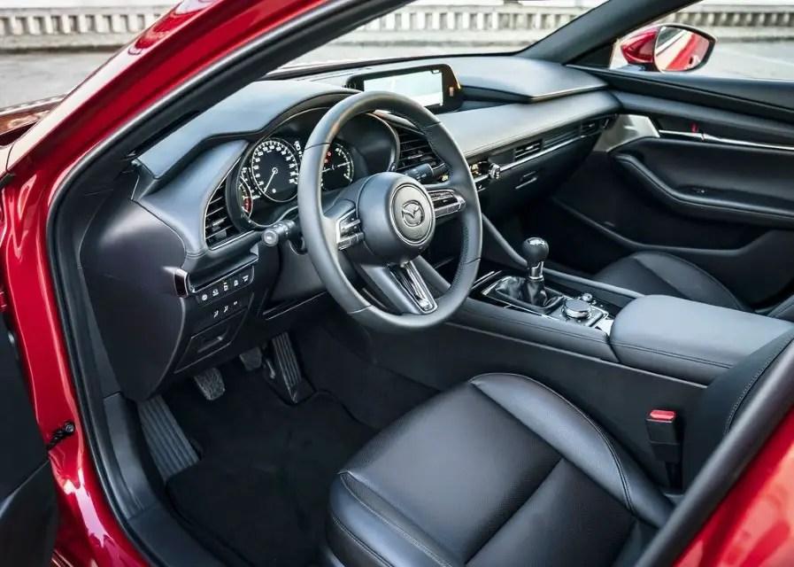 2020 Mazda 3 Equipment