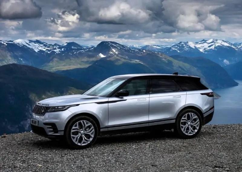 2020 Range Rover Velar SVR Horsepower