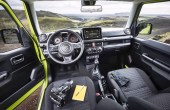 2020 Suzuki Jimny Interior Features - Dashboad