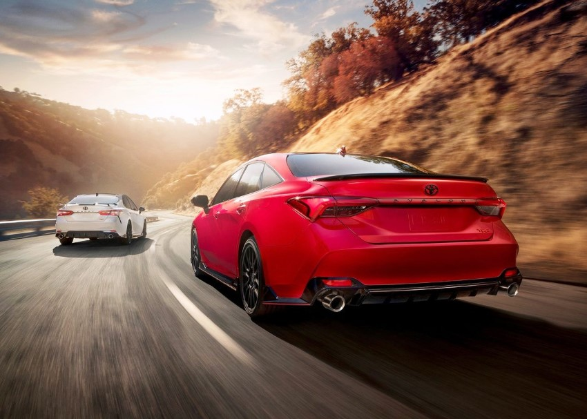 2020 Toyota Avalon MSRP & Release Date