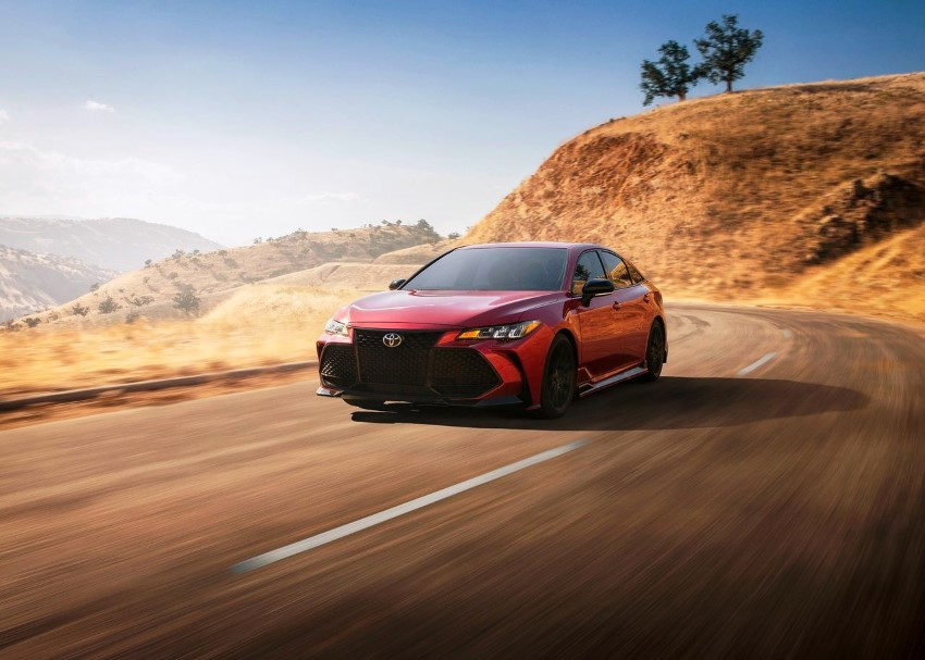 2020 Toyota Avalon Touring Review