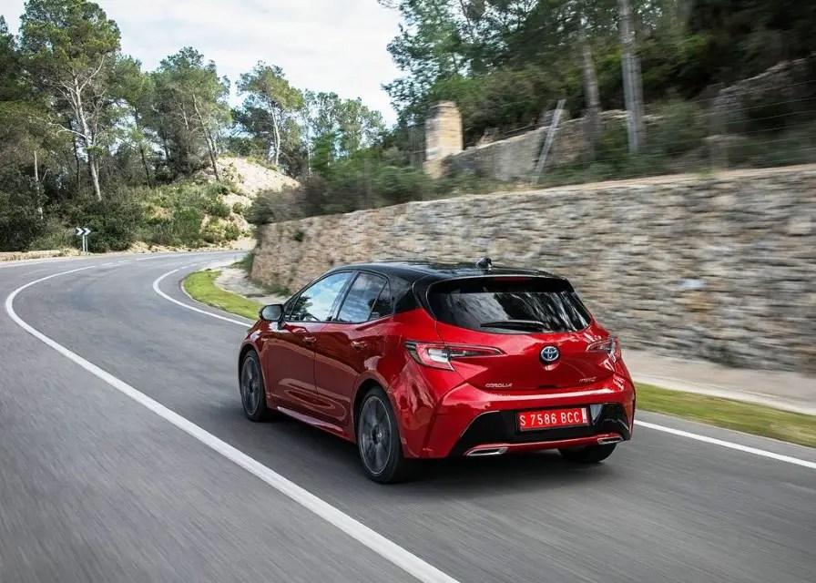 2020 Toyota Corolla Hybrid Fuel Economy