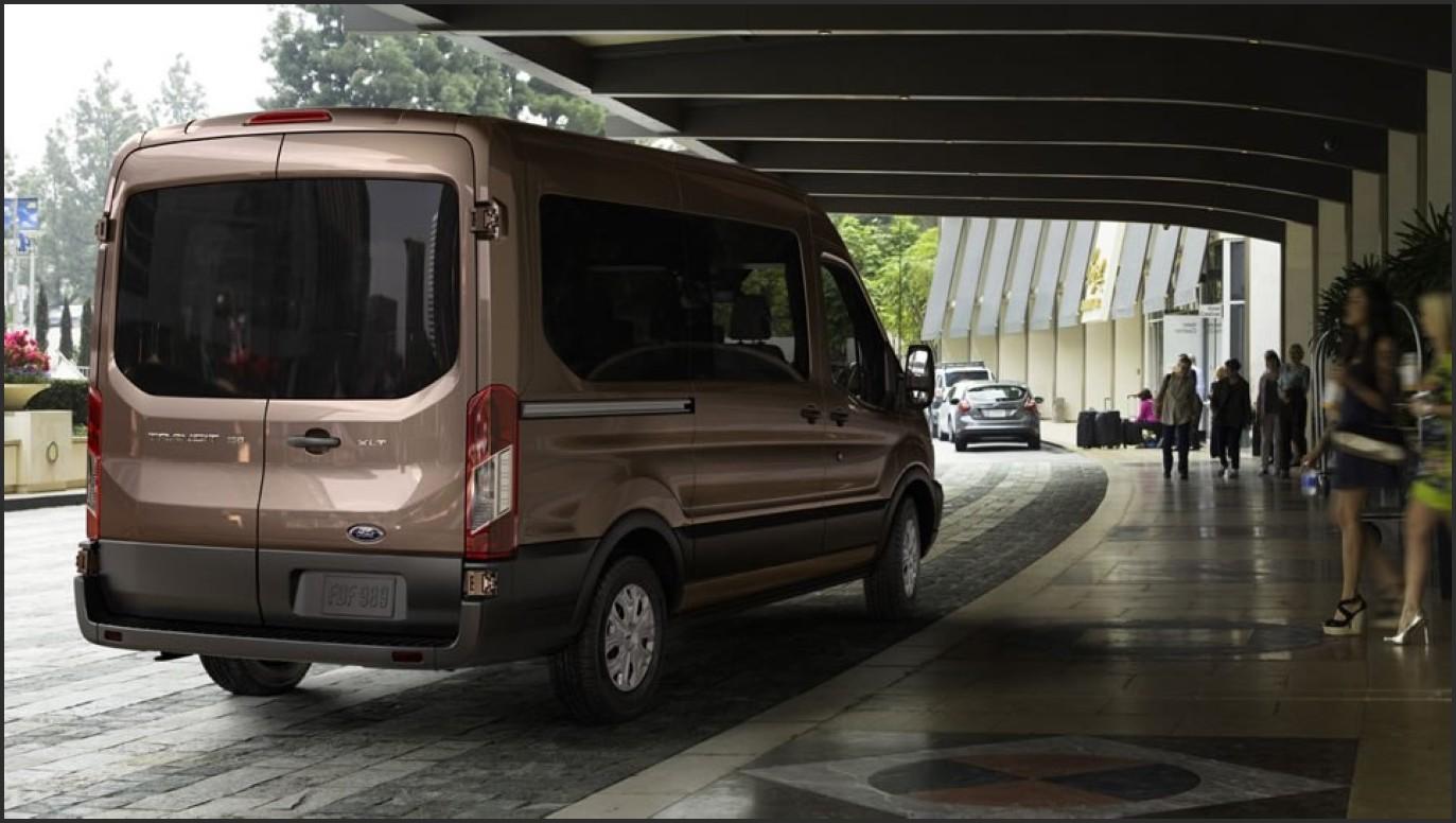 2019 Ford Transit 15 Passenger Van Rental