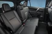 2019 Toyota RAV4 Hybrid Seating Interior Capacity