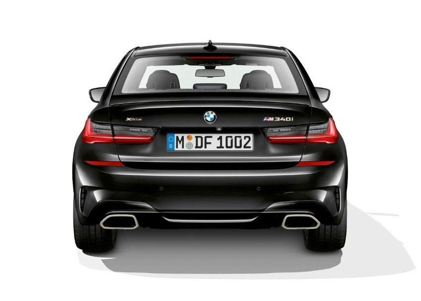 2020 BMW M340i xDrive Sedans Dimensions