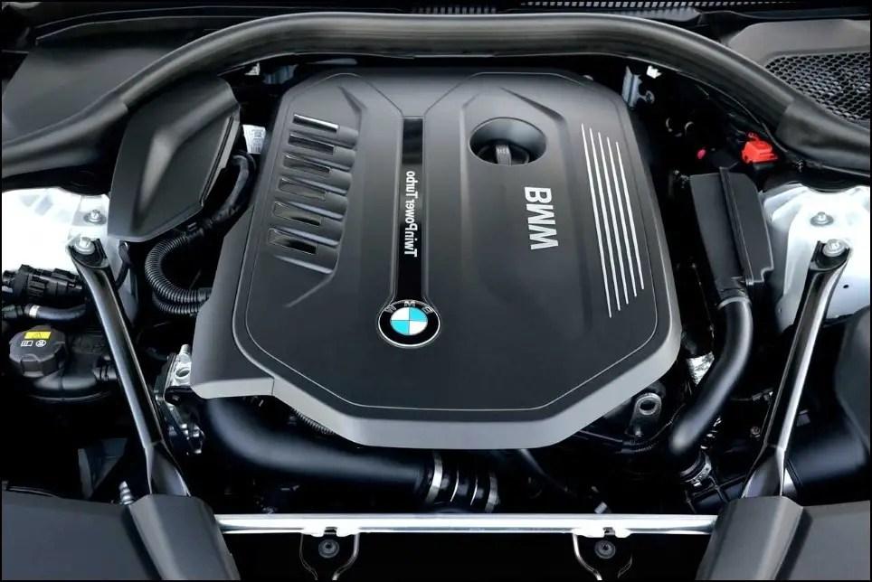 2020 BMW X8 Engine Specs