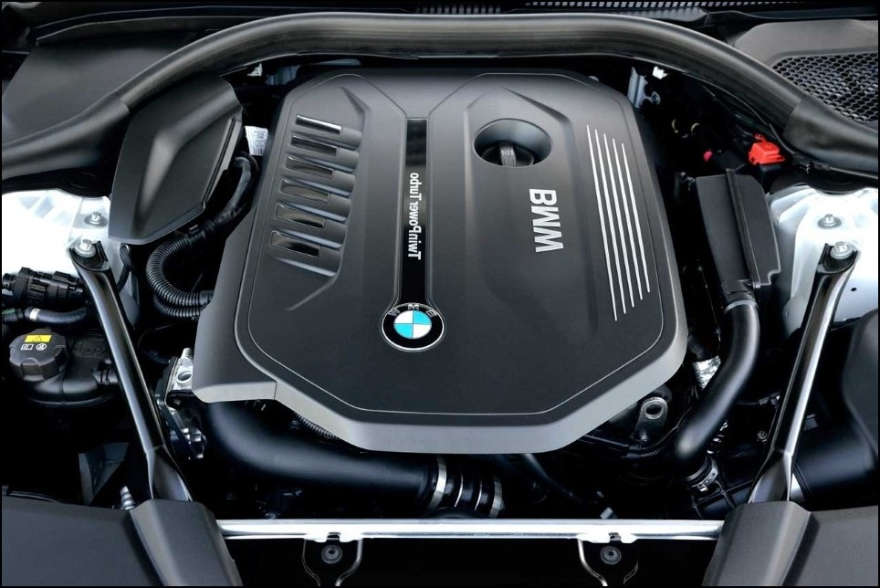 2020 BMW X8 Engine Specs