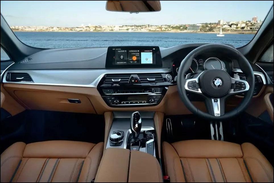 2020 BMW X8 SUV Interior Configurations