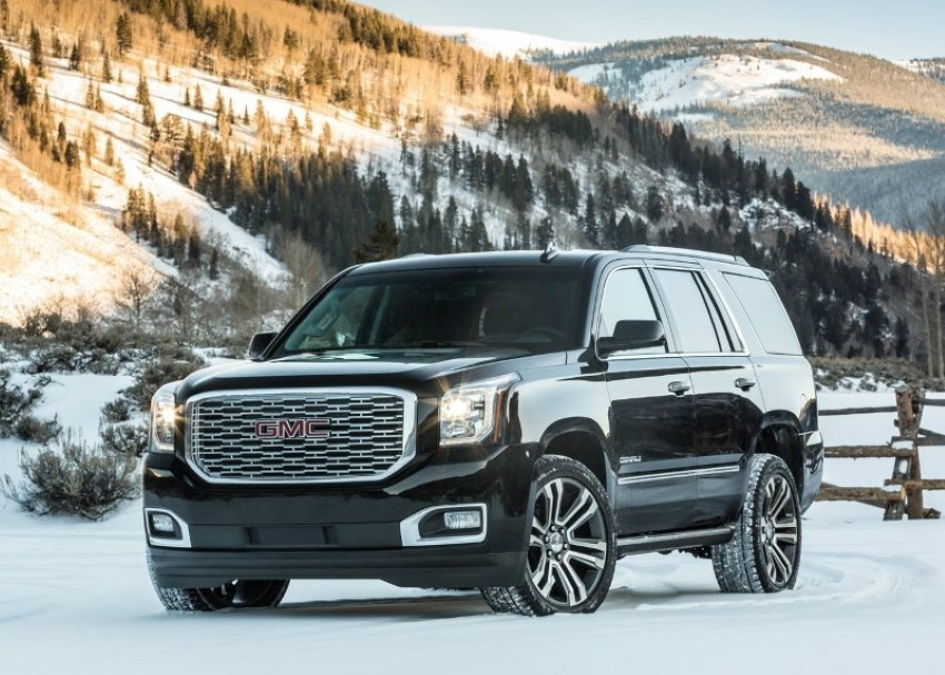2020 GMC Yukon Denali Redesign & Changes