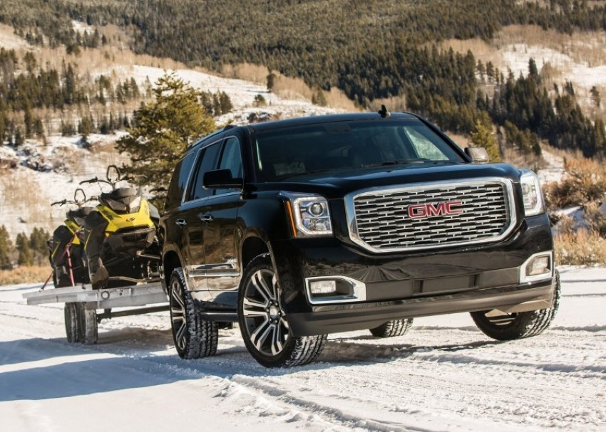 2020 GMC Yukon Denali Towing Capacity