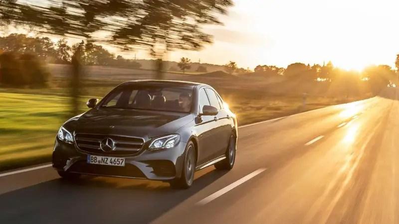 2020 Mercedes E300e Hybrid Sedan Updates