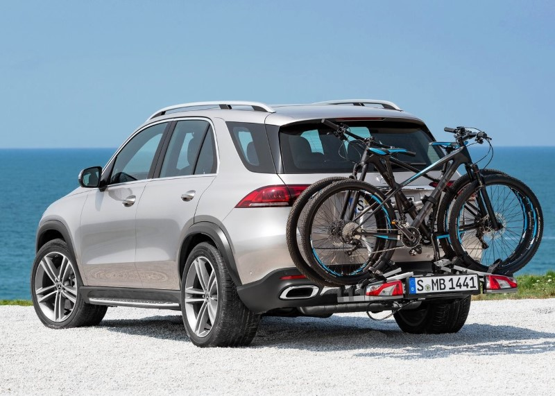 2020 Mercedes GLE Towing Capacity