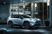 2020 Toyota RAV4 Limited Specs