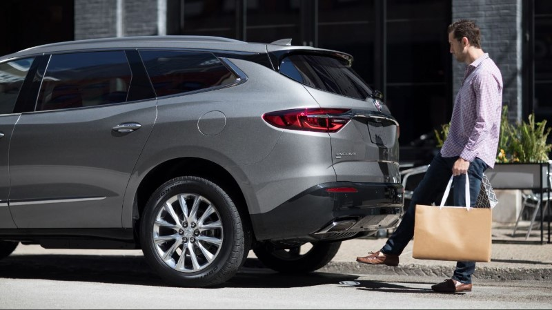2020 Buick Enclave Price and Lease Deals