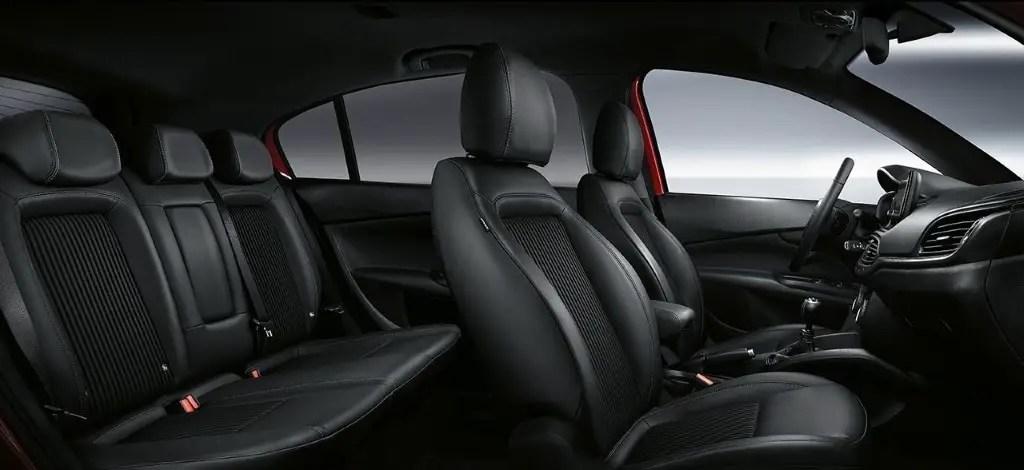 2020 Fiat Tipo Interior