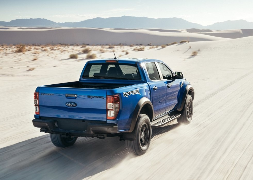 2020 Ford Ranger Raptor Redesign Exterior and Interior