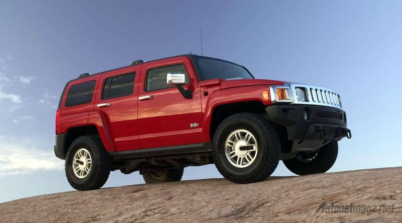 2020 Hummer H3 Review
