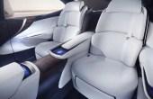 2020 Lexus GS 350 Interior White Color - Luxury Sedan