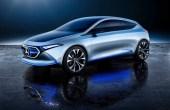2020 Mercedes EQA Relase Date in Canada