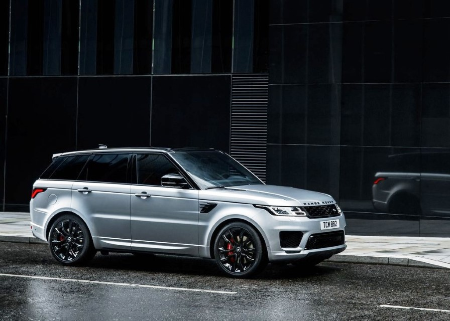 2020 Range Rover Sport HST Dimensions